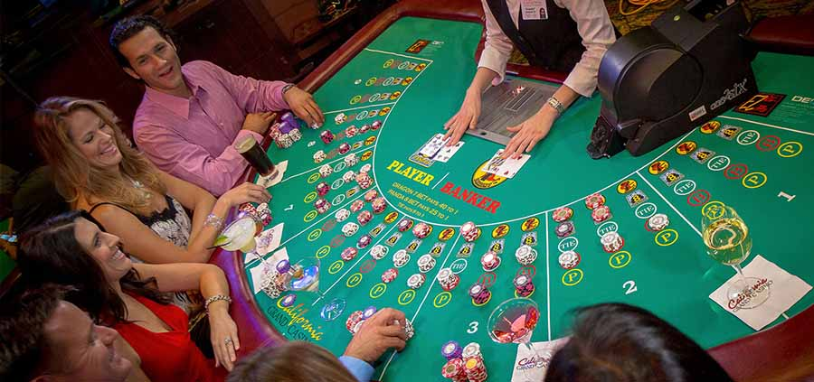 HOW TO PLAY BACCARAT ONLINE2
