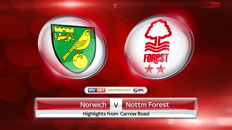 Norwich vs Nottingham Forest – 26/12/2018 – Free Football Betting Tips
