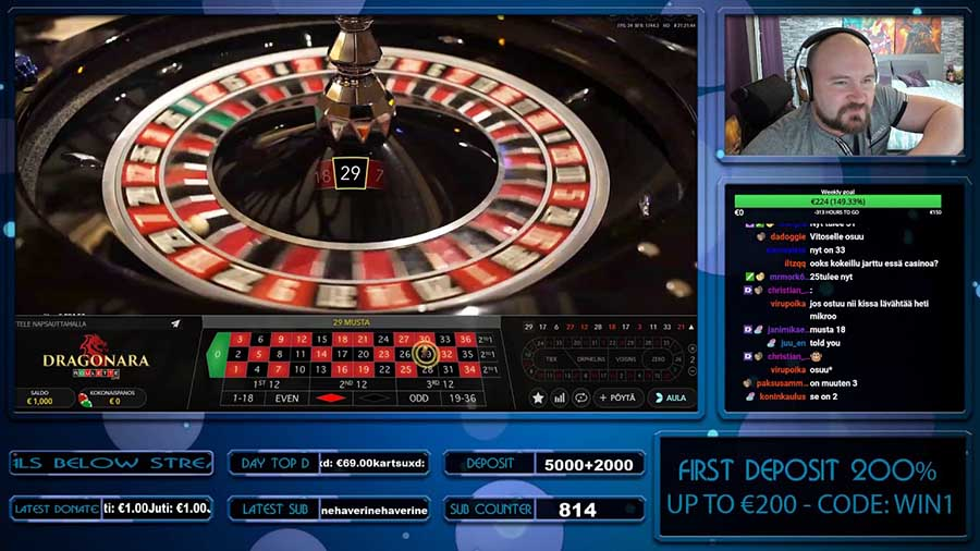 PLAY ROULETTE - Introduction and Tips2
