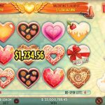 Play Valentine's Victory slot machine game