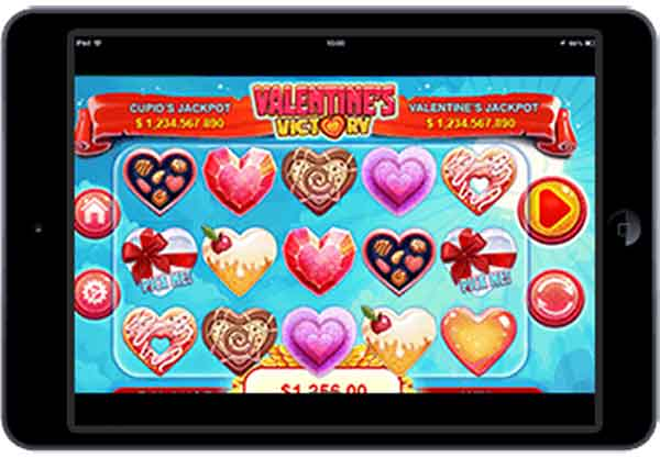 Valentine's Victory slot machine game2