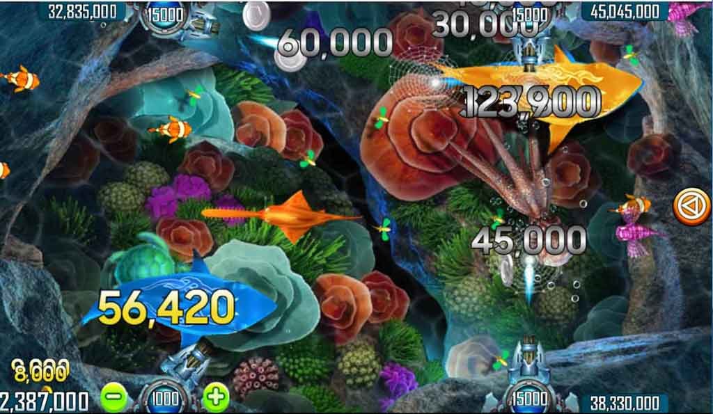 Shooting Fish | Slot Online Game | Fish Games Real Money In Singapore