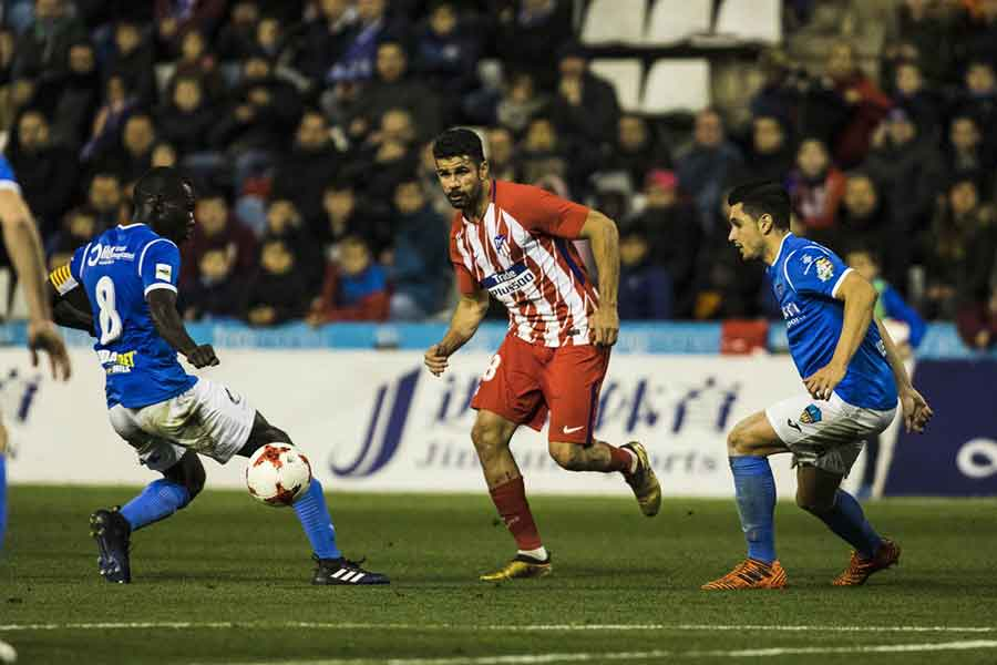 Prediction Atletico Madrid vs Getafe - 26/01/2019 Football Betting Tips1
