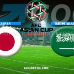 AFC ASIAN CUP 2019 Japan vs Saudi Arabia – 21/1/2019 Football Tips