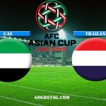 AFC ASIAN CUP 2019 – UAE VS THAILAND – 14/01/2019 – FOOTBALL BETTING TIPS