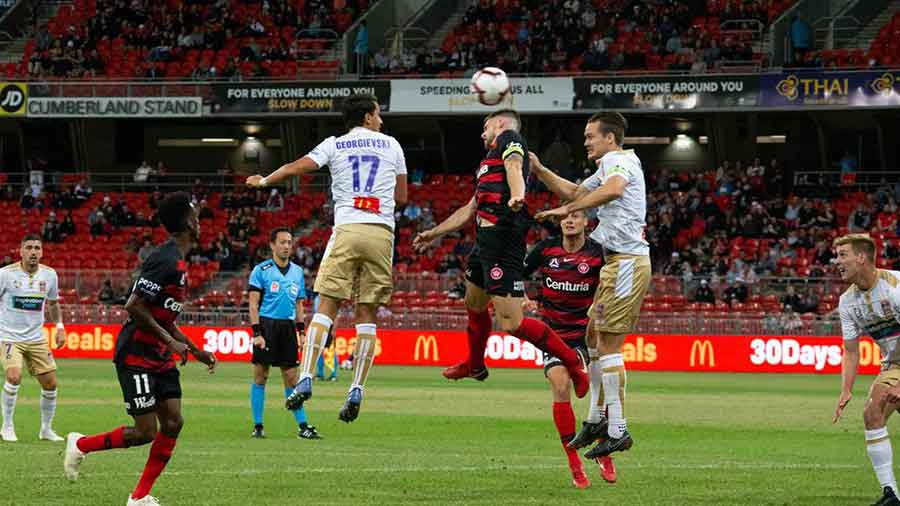 Western sydney wanderers vs newcastle jets betting tips the players championship 2021 betting