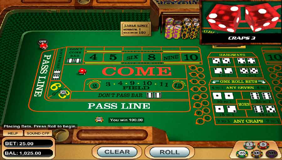 How To Play Craps - Craps for Real Money1