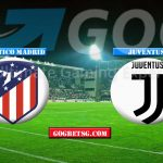 Prediction Atletico Madrid vs Juventus – 21/2/2019 Football Betting Tips