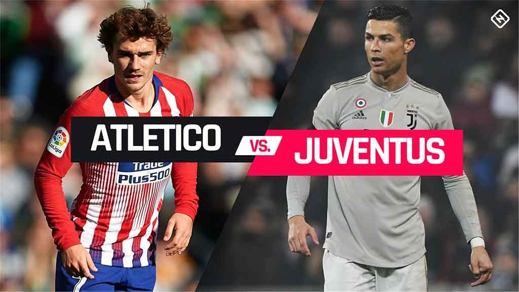 Prediction Atletico Madrid vs Juventus - 21/2/2019 Football Betting Tips2
