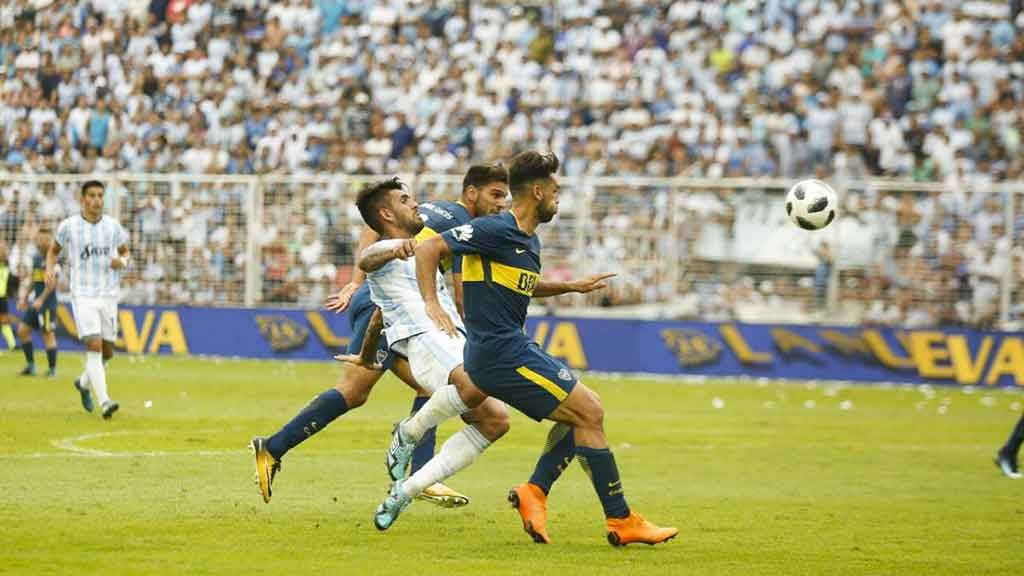 Prediction Boca Juniors vs Atletico Tucuman - 21/2/2019 Football Betting Tips3