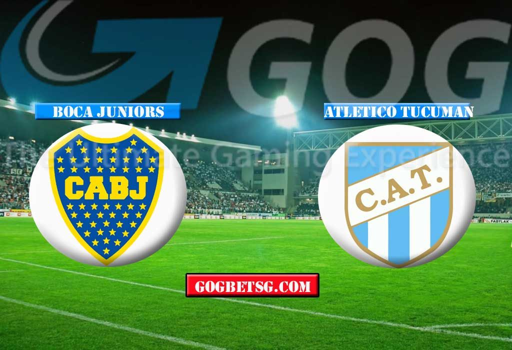 Prediction Boca Juniors vs Atletico Tucuman - 21/2/2019 Football Betting Tips1