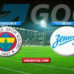 Prediction Fenerbahce vs Zenit – 13/1/2019 Football Betting Tips