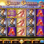 Golden Godess Slots Machine