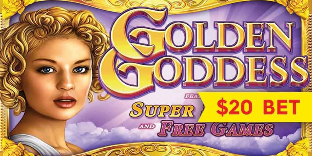 Golden Godess slots machine - Play slots Online GOGBETSG3