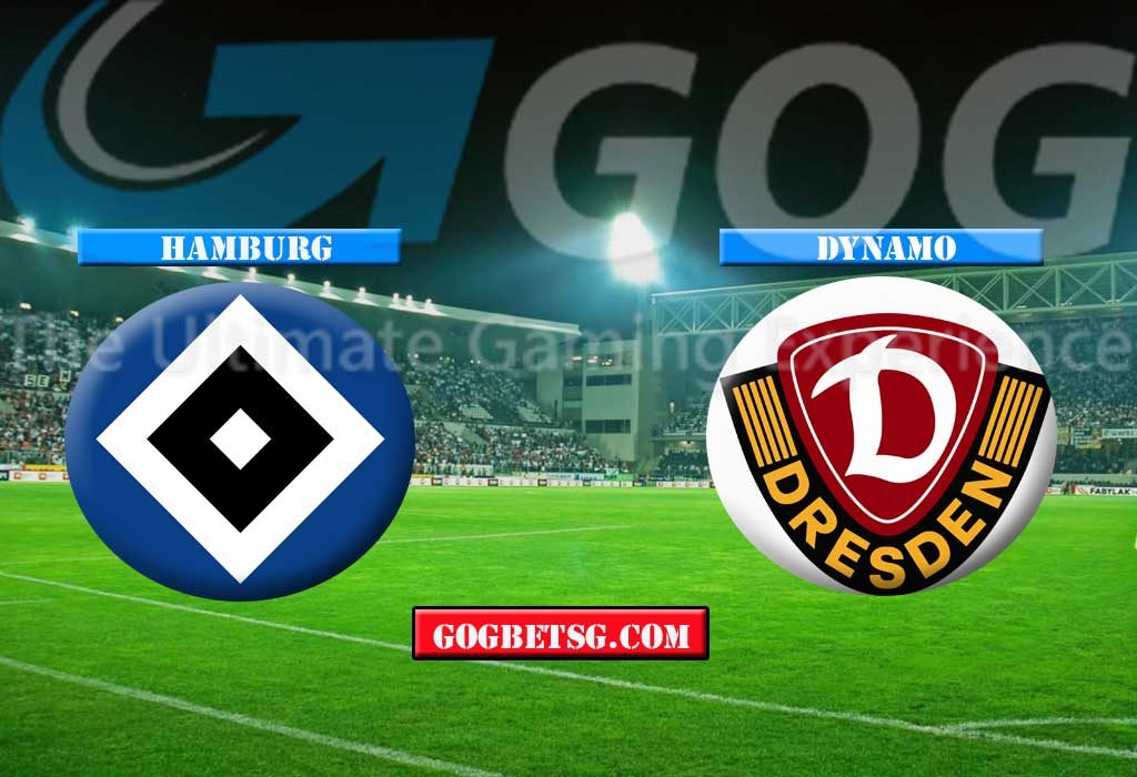 Prediction Hamburg vs Dynamo Dresden - 12/2/2019 Football Betting Tips1