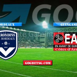 Prediction Bordeaux vs Guingamp - 21/2/2019 Football Betting Tips