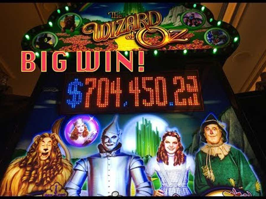 Wizard of Oz Slot Machine - Online Slots Game GOGBETSG1