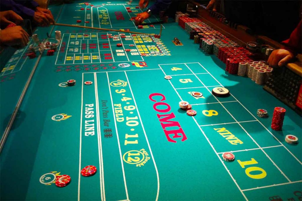 casino game craps