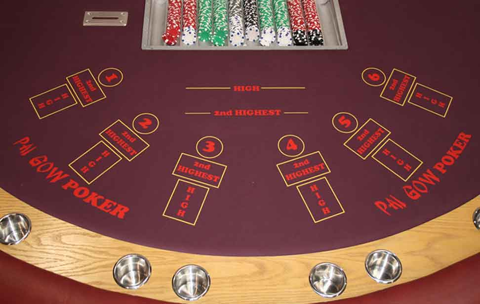 Casino Game Pai gow Poker