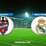 Prediction Levante vs Real Madrid – 25/2/2019 Football Betting Tips