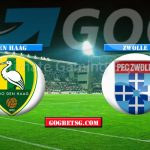 Prediction Den Haag vs Zwolle – 16/2/2019 Football Betting Tips