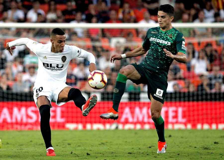 Prediction Valencia vs Betis - 1/3/2019 Football Betting Tips2