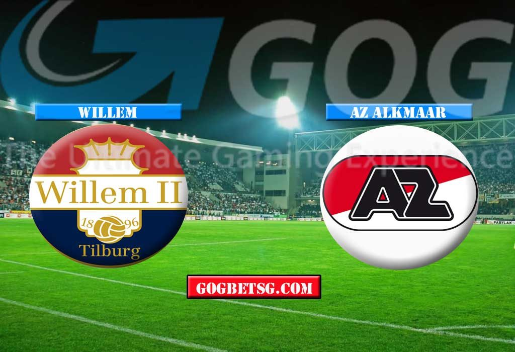 Prediction Willem II vs AZ Alkmaar - 1/3/2019 Football Betting Tips