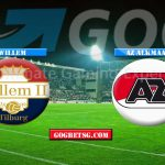 Prediction Willem II vs AZ Alkmaar – 1/3/2019 Football Betting Tips