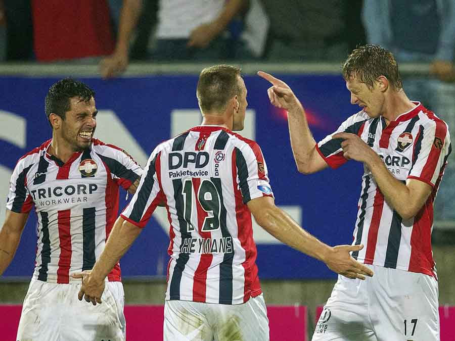 Prediction Willem II vs AZ Alkmaar - 1/3/2019 Football Betting Tips2