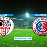 Prediction Ajaccio vs Chateuroux – 30/3/2019 Football Betting Tips