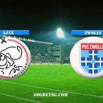 Prediction Ajax vs Zwolle – 14/3/2019 Football Betting Tips