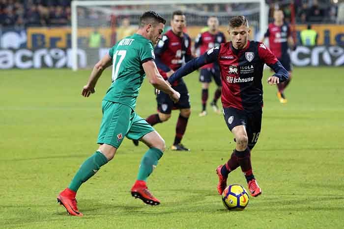 Prediction Cagliari vs Fiorentina - 15/3/2019 Football Betting Tips1