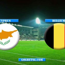Prediction Cyprus vs Belgium - 25/3/2019 Football Betting Tips