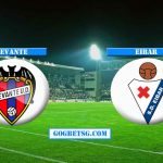 Prediction Levante vs Eibar – 31/3/2019 Football Betting Tips