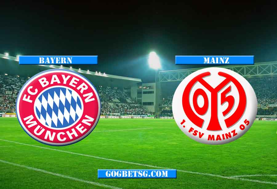 Prediction Bayern vs Mainz - 18/3/2019 Football Betting Tips