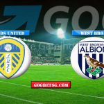 Prediction Leeds United vs West Brom – 2/3/2019 Football Betting Tips