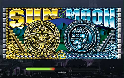 slots game Sun and Moon