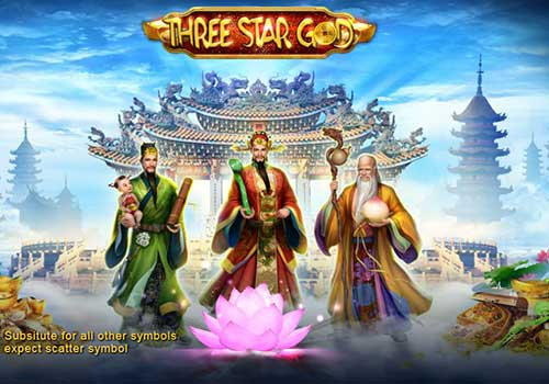 Three Star God slots