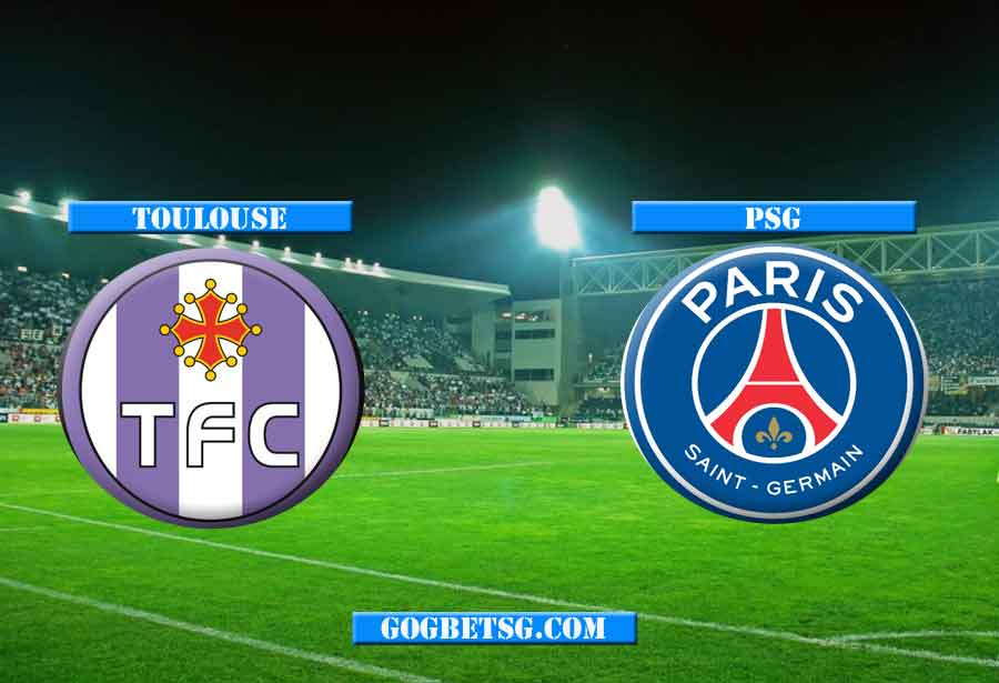 Prediction Toulouse vs PSG - 1/4/2019 Football Betting Tips
