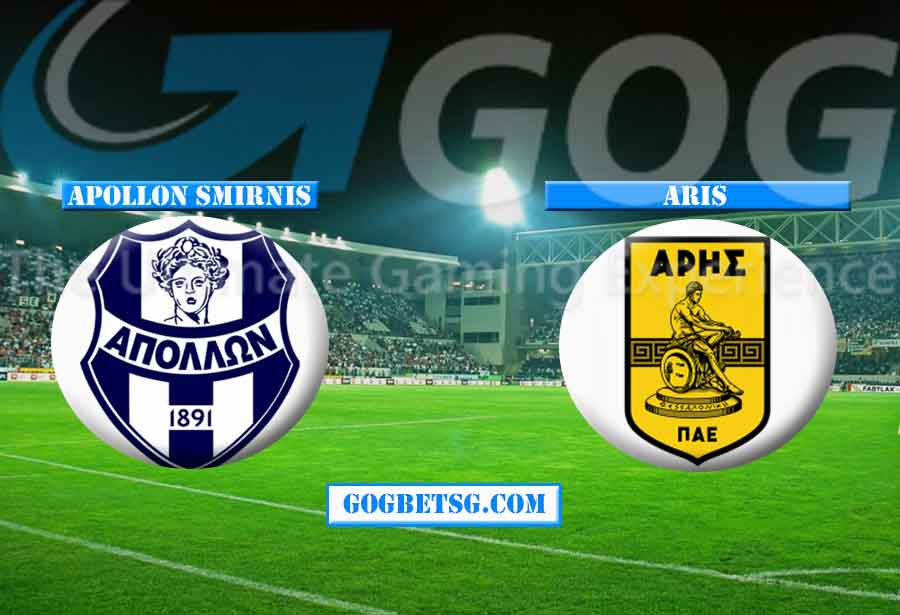Prediction Aris vs Apollon Smirnis - 19/3/2019 Football Betting Tips