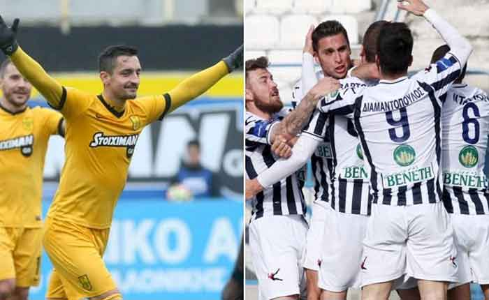 Prediction Aris vs Apollon Smirnis - 19/3/2019 Football Betting Tips1