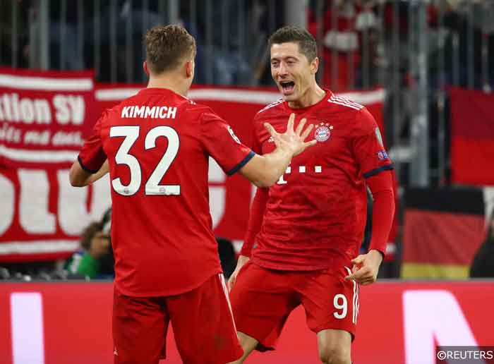 Prediction Bayern vs Mainz - 18/3/2019 Football Betting Tips1