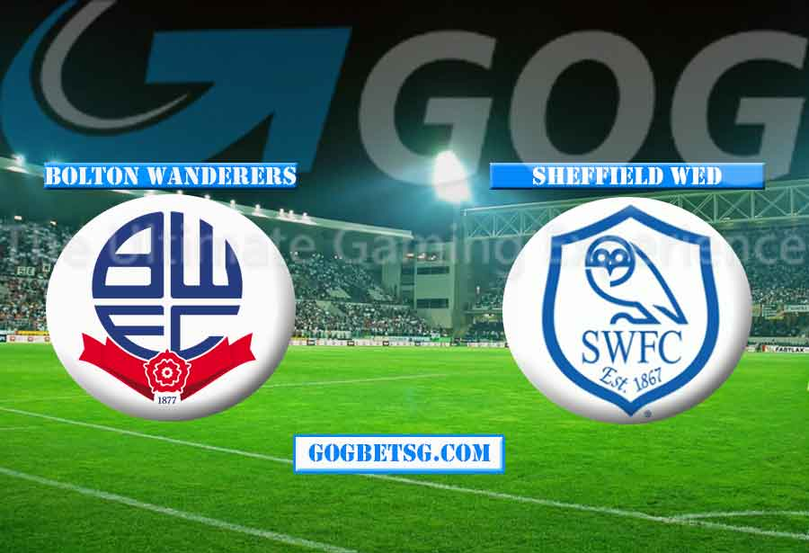 Prediction Full Time Bolton Wanderers vs Sheffield Wed- 13/3/2019 Football Betting Tips