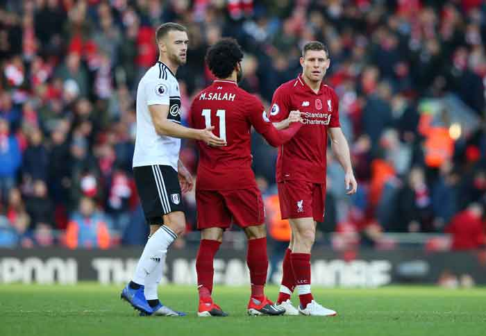 Prediction Fulham vs Liverpool - 17/3/2019 Football Betting Tips1