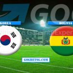 Prediction Korea vs Bolivia – 22/3/2019 Football Betting Tips