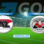 Prediction AZ Alkmaar vs Heracles – 24/4/2019 Football Betting Tips
