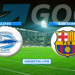 Alaves vs Barcelona prediction