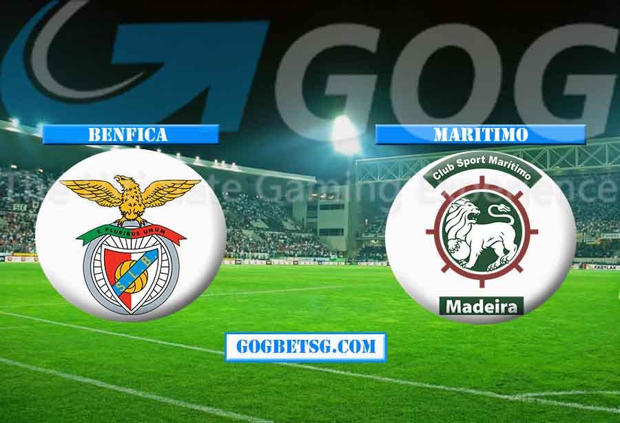 Prediction Benfica vs Maritimo – 23/4/2019 Football Betting Tips