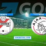 Prediction Emmen vs Ajax – 4/4/2019 Football Betting Tips