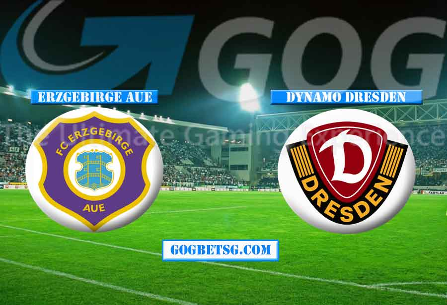 Prediction Erzgebirge Aue vs Dynamo Dresden - 2/4/2019 Football Betting Tips
